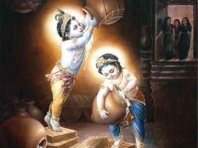 Damodar ashtakam