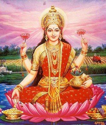 Lakshmi Aarti Lyrics in Hindi